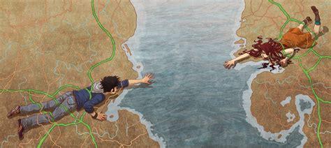 Life as Art: Long Distance Love Graphics