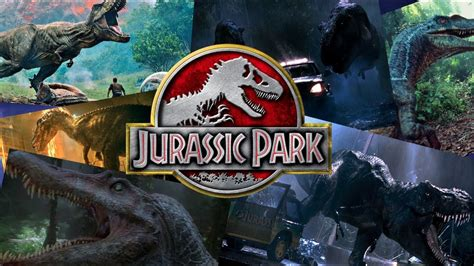 Life Finds A Way   The Jurassic Park Saga Tribute   YouTube