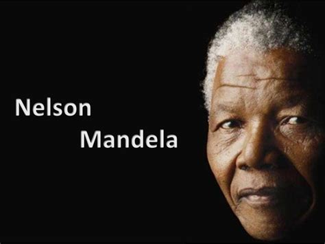 Life of Nelson Mandela