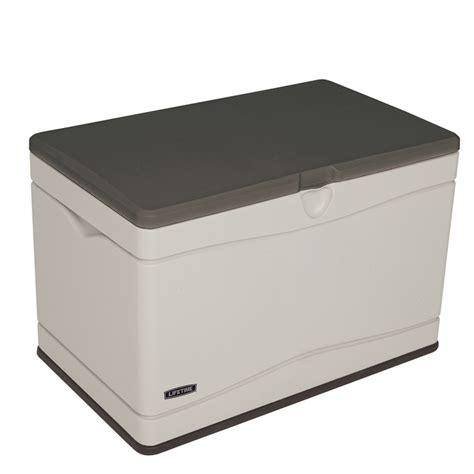Lifetime caja de almacenamiento de 303l   Costco Mexico