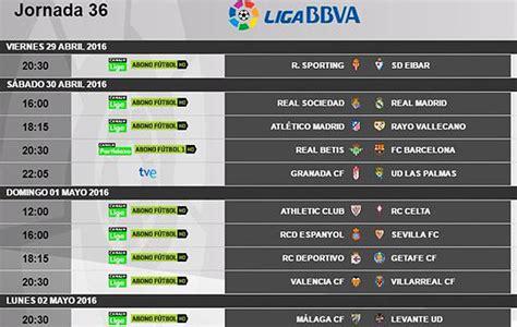 Liga BBVA: El Barcelona podría cantar el alirón el 30 de ...