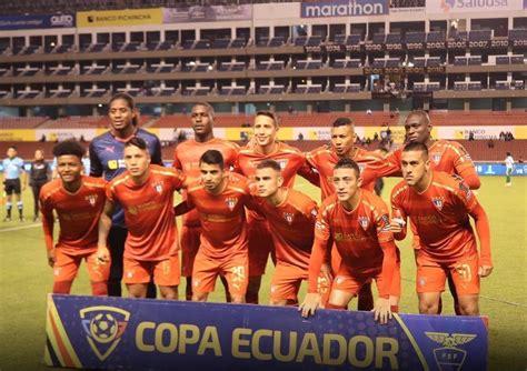 Liga de Quito golea con autoridad a Alianza de Guano por ...