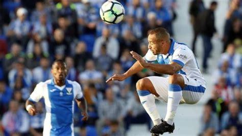 Liga: El Leganés aumenta su confianza a costa de un ...