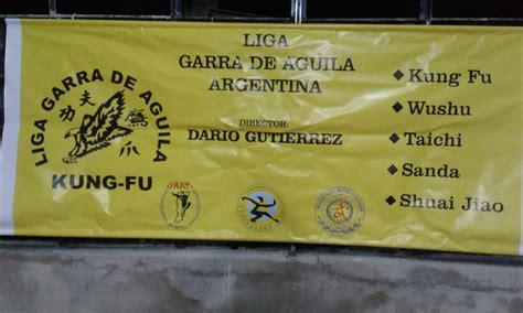 Liga Garra de Águila Argentina   V. G. Gálvez ⋆ Centro Tao ...