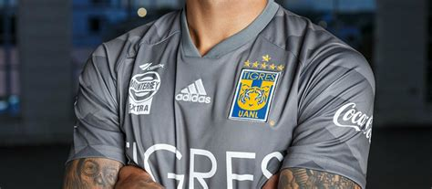 Liga MX: Así es la Tercera Camiseta Tigres 2018 x adidas