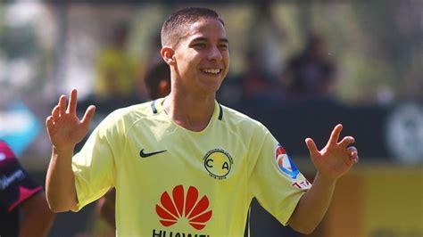 Liga MX: Diego Lainez estrena número en el América | MARCA ...
