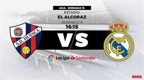 Liga Santander 2018 19: Huesca   Real Madrid: horario y ...