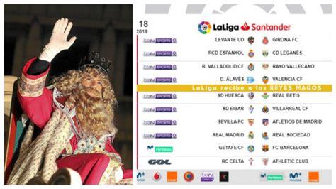 Liga Santander 2018 19: ¿Quieres ver fútbol en Navidad y ...
