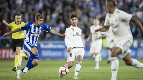 Liga Santander 2018 19: Real Madrid   Alavés: horario y ...