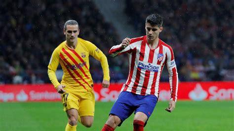 Liga Santander   Atlético de Madrid   Barcelona, fútbol en ...