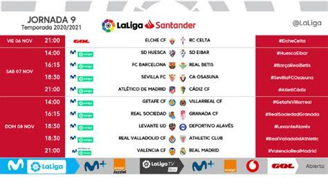 Liga Santander Jornada 9: Valencia R. Madrid, el el ...
