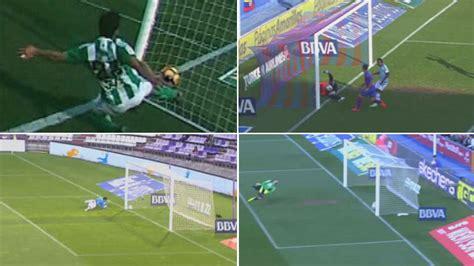 Liga Santander: Los goles fantasmas del fútbol español ...