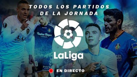 Liga Santander: Resultados, goles y clasificación de los ...