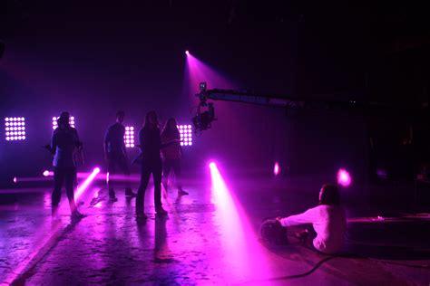 Lighting Production Music Video Shoot | SEVENTH STORY