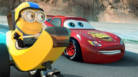 lightning mcqueen videos for kids   cars 2 the video game ...