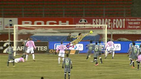 Ligue 1   Week 22 : best goalkeeper saves / 2012 13   YouTube