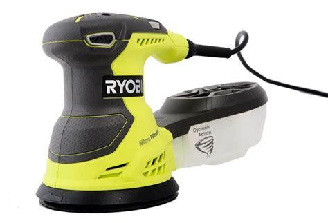 Lijadora excéntrica Ryobi ROS300A   Tienda Online Leroy ...
