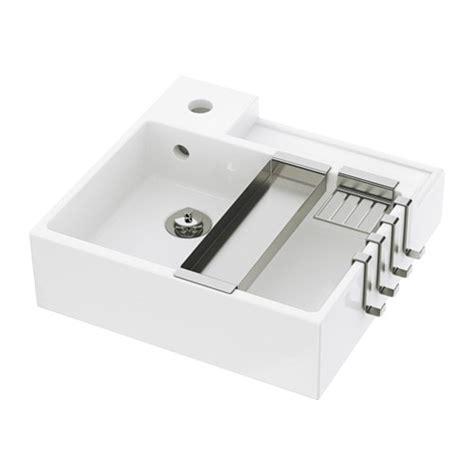 LILLÅNGEN Single wash basin   41x41x13 cm   IKEA