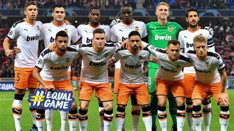 Lille   Valencia CF: Uno a uno del Valencia: Diakhaby ...