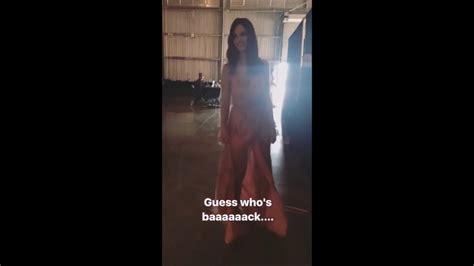 Lily James @ Ashley Streicher Instagram Stories 23.02.2017 ...
