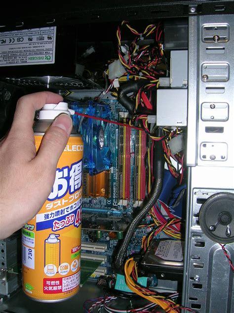 Limpieza de la PC  Interior Exterior    Foro de Ayuda ...