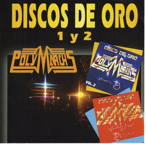 Linares Disco Mix 80s: DISCO DE ORO 1 Y 2 POLYMARCHS