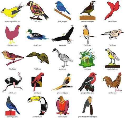Linaria Dalmatica Designs :: BIRDS COLLECTION | Birds ...
