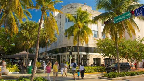 Lincoln Road Mall   Tourism Media
