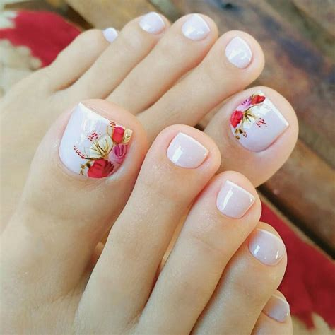 Lindas   Diseños de uñas pies, Uñas pies decoracion, Uñas ...