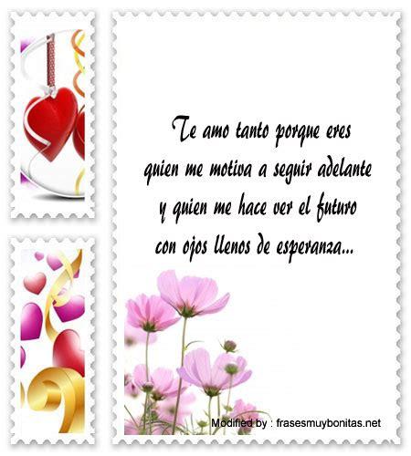 Lindos Mensajes De Amor Para Mi Novia | Frases De Amor ...