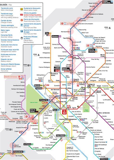 Line 10 map   Madrid Metro