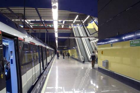 Línea 10 Metro de Madrid   BEGAR