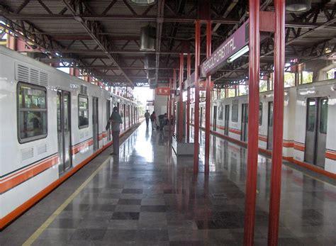 Línea A del Metro de la Ciudad de México   Wikipedia, la ...