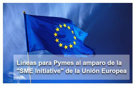 Línea FEI   Iniciativa Pymes con fondos europeos: FEDER ...