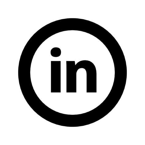 Linkedin circular | Download Ícones gratuitos