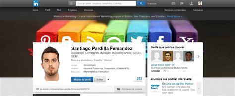 #Linkedin permite portadas en perfiles personales