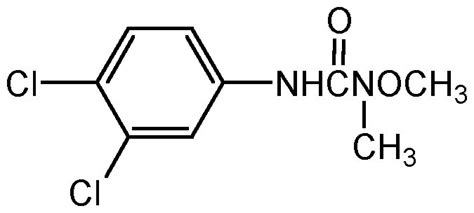 Linuron, 330 55 2, N 12322 250MG   Chem Service Inc.