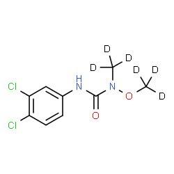 LINURON D6   C9H4D6Cl2N2O2   ChemSpider