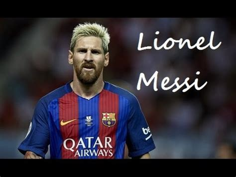 Lionel Messi I m Ready 16/17 Pre Season ᴴᴰ   YouTube