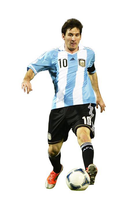 Lionel Messi PNG File   PNG Mart