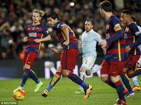 Lionel Messi s pass penalty with Luis Suarez branded ...