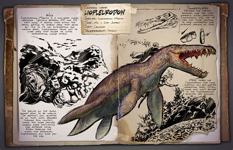 Liopleurodon | ARK: Survival Evolved Wiki | FANDOM powered ...