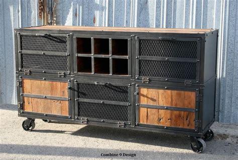 Liquor Cabinet/Bar. Vintage Industrial/Mid Century Modern ...
