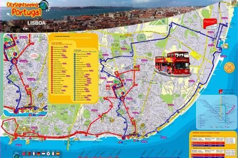 Lisboa   bus turistico   City Sightseeing Tour de Lisboa