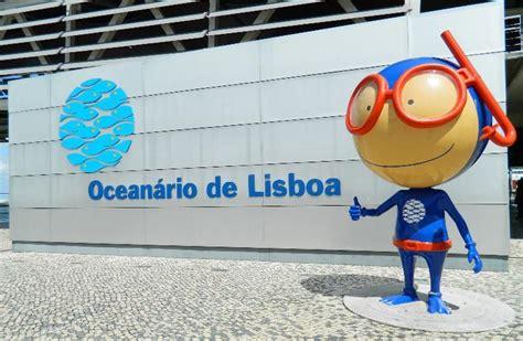 Lisbon Oceanarium  Oceanário de Lisboa    Iago s Virtual ...