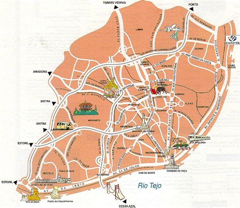 Lisbon, Portugal   Travel Guide and Travel Info   Exotic ...