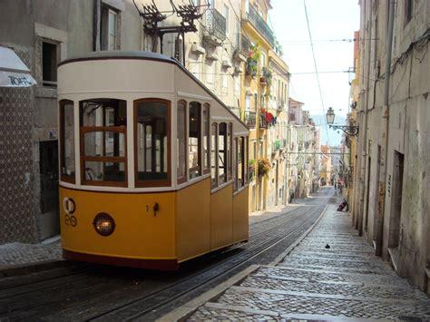 Lisbon trams   photos