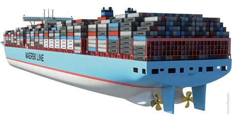 List of World s Largest Container Ships | CruiseMapper