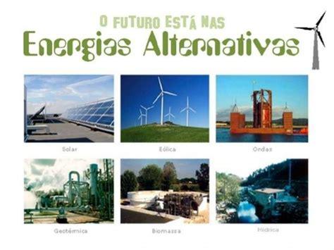 Lista de energías alternativas: Energías Renovables o ...