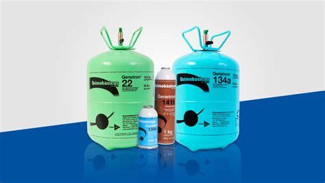 Lista de gases refrigerantes prohibidos a partir de 2020 ...